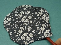 花の布小皿09