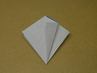 五角形のお花4
