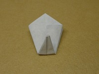 五角形のお花7