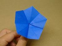 五角形のお花9