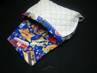 キルト弁当袋10