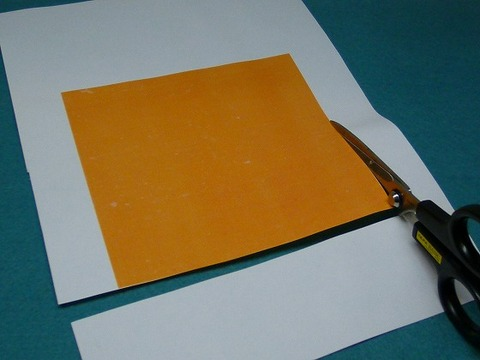 ワードを利用した折り紙(作成&印刷)