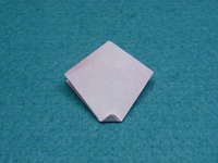 五角形簡単さくら2