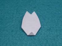 五角形簡単さくら3