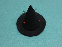 魔女帽子07