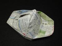 新聞紙テンガロン13