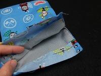折りマチ巾着12
