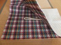 ニつ折り防災頭巾図10