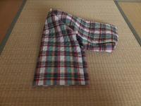 ニつ折り防災頭巾図20
