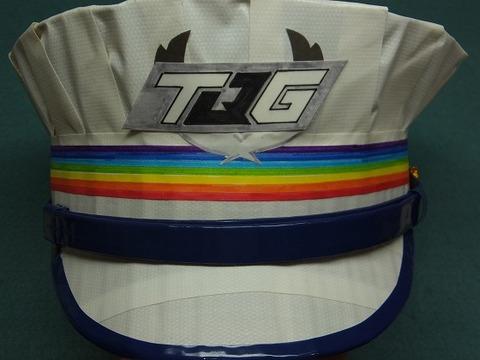 列車戦隊「トッキュウジャー」の車掌帽子