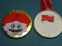 アルミ箔メダル05