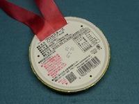 アルミ箔メダル06