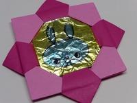 アルミ箔メダル08