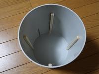 ゴミ箱にレジ袋を作成02