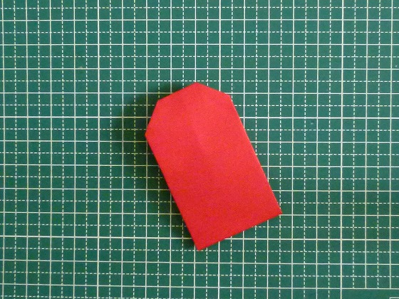 すべての折り紙 折り紙 お守り袋 : 折るだけ!折り紙でお守り袋 ...