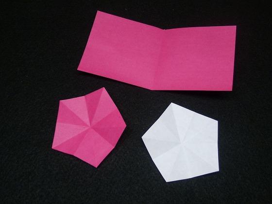 ハート 折り紙:折り紙 ガーベラ 折り方-divulgando.net