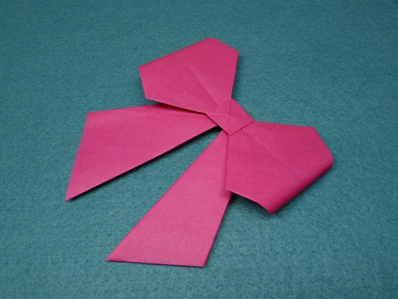 クリスマス 折り紙 折り紙 リボン : handmade.xsrv.jp