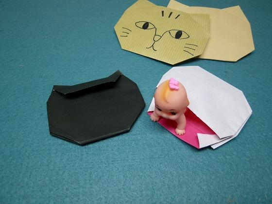 クリスマス 折り紙:折り紙 立体 動物-divulgando.net