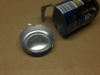 アルミ缶底2