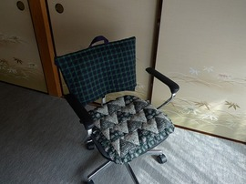 防災頭巾試作2