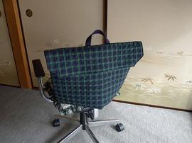 防災頭巾試作3