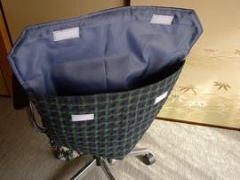 防災頭巾試作4