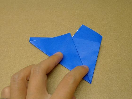 すべての折り紙 あさがお 折り紙 : 折り紙で「あさがお」を作る ...