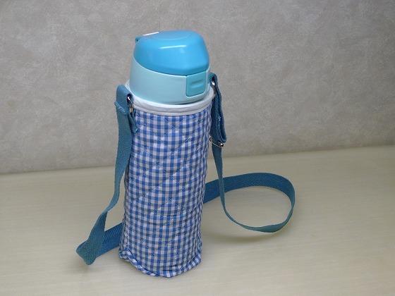 カバー 作り方 水筒