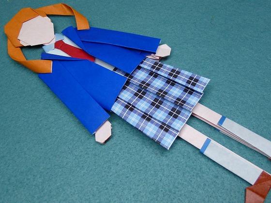 着せ替え折り紙3