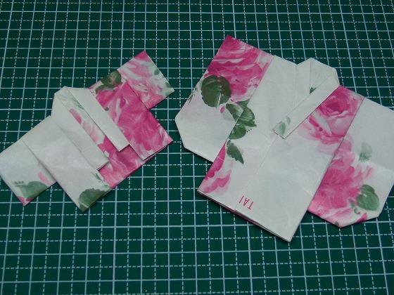 ハート 折り紙 着物 折り紙 折り方 : handmade.xsrv.jp