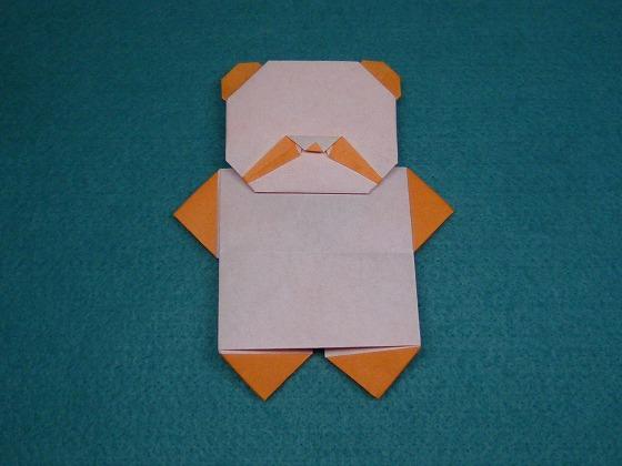 すべての折り紙 パンダ 折り紙 : 家政婦はミタ」の折り紙パンダ ...