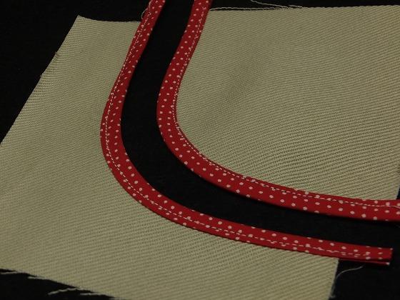 バインダー縫い