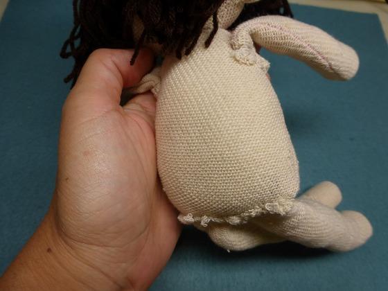 軍足人形2